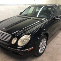 2004 Mercedes-Benz E320 4Matic