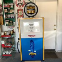 Gilbarco vintage gas pump