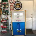 Gilbarco vintage gas pump